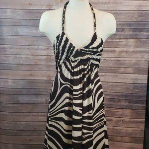 New BCBG dress size L